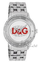 Dolce & Gabbana D&G Prime Time Crystal Red