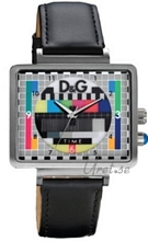Dolce & Gabbana D&G Medicine Man TV Test Card Dial Monivärinen/N