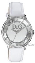Dolce & Gabbana D&G Prime Time Silver Dial