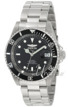 Invicta Automatic Black Dial