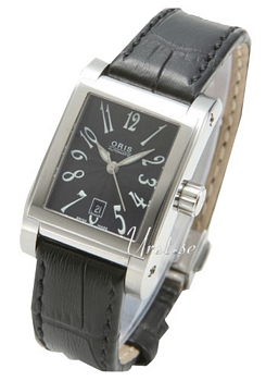 Oris Culture Miles Rectangular Date