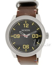 Nixon The Corporal Musta/Nahka Ø48.00 mm