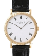 Patek Philippe Calatrava Yellow Gold