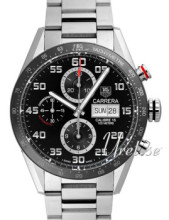TAG Heuer Carrera Calibre 16 Day Date Automatic Chronograph Mus